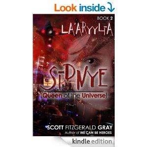 La'aryylia ebook cover
