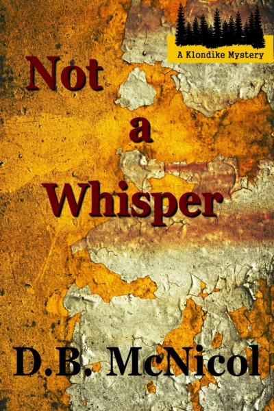 Not A Whisper - cover