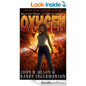Oxygen ebook cover
