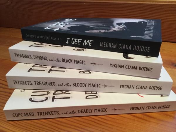 Misprinted paperbacks