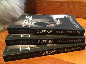 I See Me misprinted paperbacks