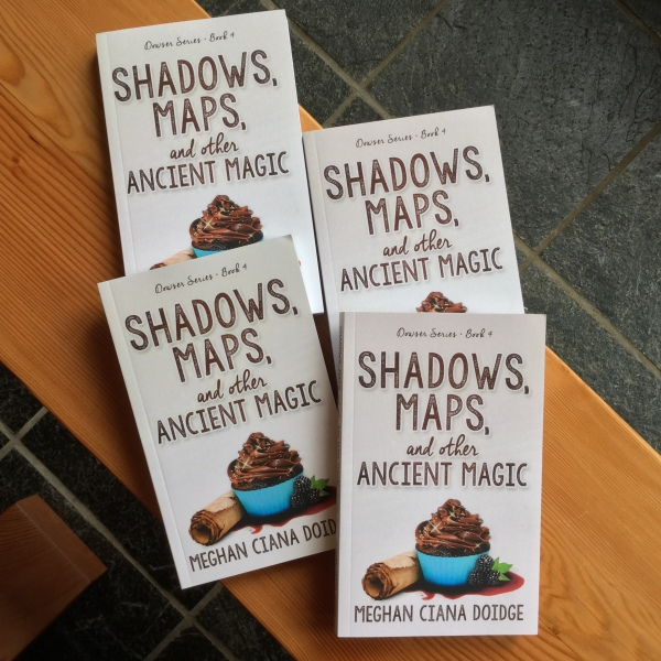 misprinted Dowser 4 paperbacks