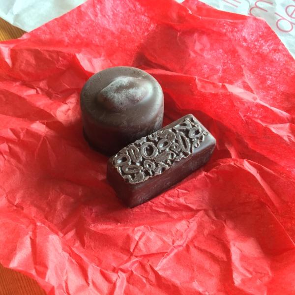 chocolates from chocolate arts