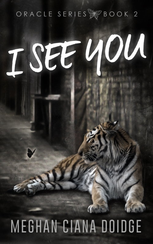 I See You, Oracle 2 - eBook cover