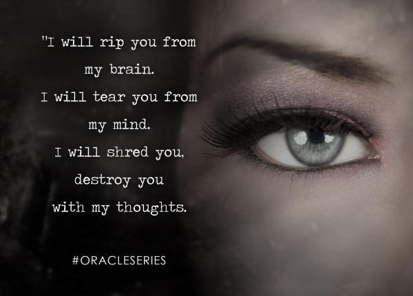 Oracle 1  - eye meme