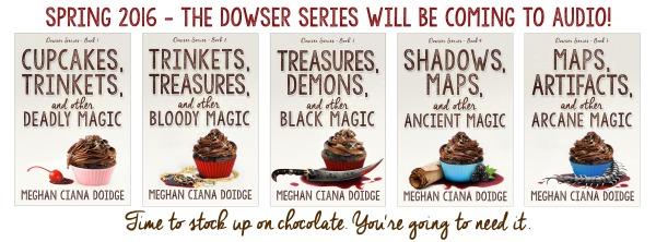 Dowser Series TANTOR banner
